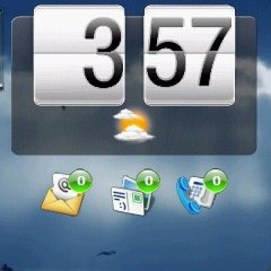 SPB Mobile Shell 3.53 for Non-Touch Screen WM