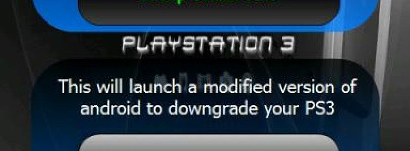 Jailbreak Your PS3 Using Your HD2 With PS3DJB App