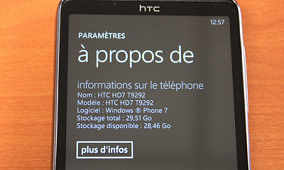 How To Upgrade Your HTC HD7 Memory To 32 GB
