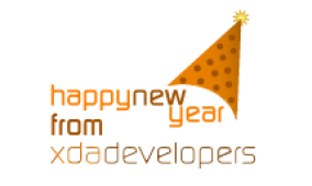 Happy New Year from XDA-Developers!