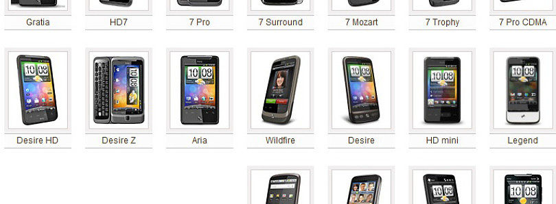XDA – The Best hTC Device of 2010 Voting Poll
