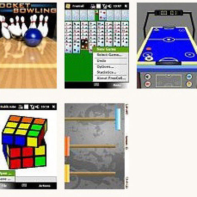 Super Game Pack 10 In One – Windows Mobile