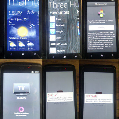 Samsung Omnia 7 Apps Unlocked For WP7 devices