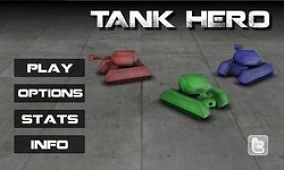 Blast Your Enemies with Tank Hero 3D for Android