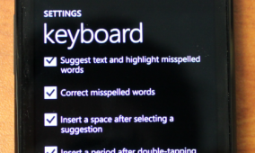 Native Hebrew Keyboard Patch for Windows Phone 7