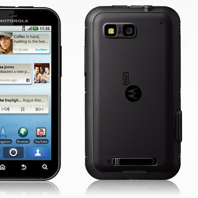 Droid 2 Radio App Working On Motorola Defy