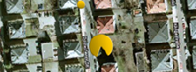 PacMap: Location Based PacMan