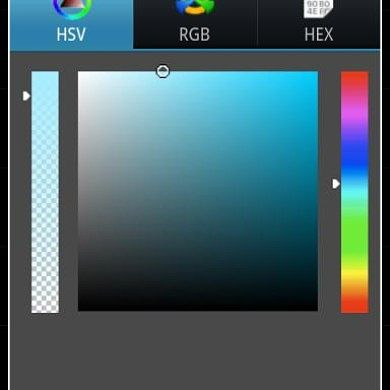 Library Color Picker for Android (Open Source)