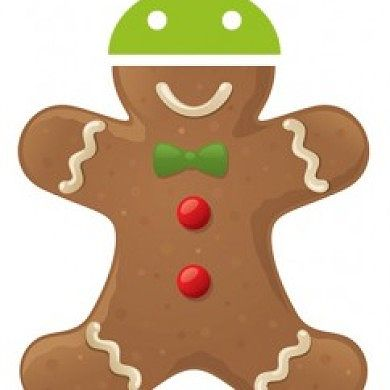 Motorola Milestone Joins the Gingerbread Gang