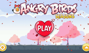 Angry Birds Valentine's Day Edition Available For Android