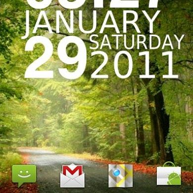 Run CM7 While Keeping Things Stock on Your Nexus S