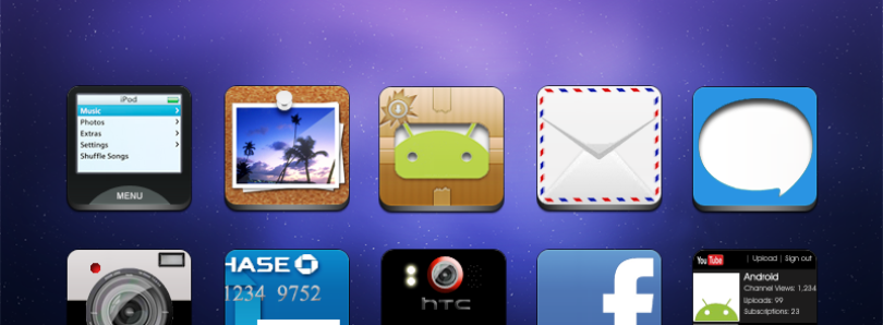 Icon Set Ares HD for Android