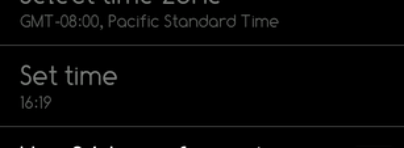 Status Bar Am/Pm Toggle Mod