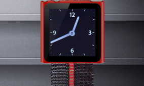 Get a Wrist Watch on your Android Home Screen With Nano Wrist Watch