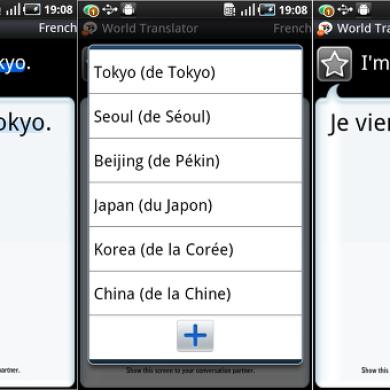TS Translator Lite for Android