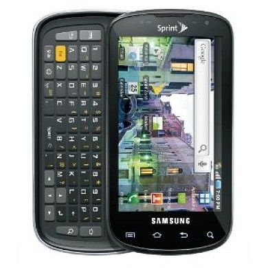 CM7 for Samsung Epic 4G now with WiMAX