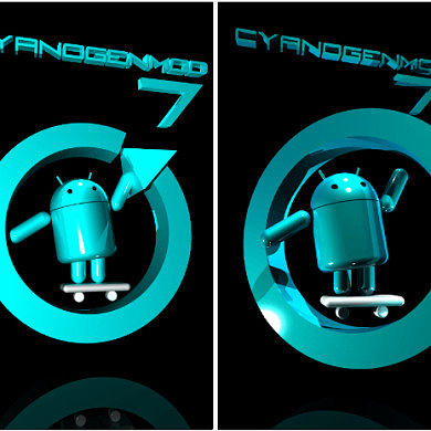 Impressive CM7-Inspired 3D Boot Animation Blows Your Bootloader's Mind