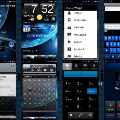 Add a Taste of Carbonite to Your CyanogenMod 7