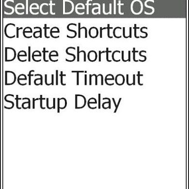RunDroid-Dual Boot To Android [SD] Or Windows Mobile 6