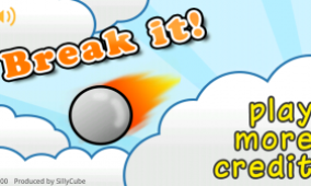 """Tear Down Those Brick Walls With """"Break it!"""" for Android"""