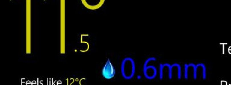 3B Meteo – Weather Forecast App for Windows Phone 7