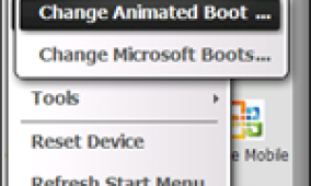 JWMD Icon Changer for Windows Mobile Updated