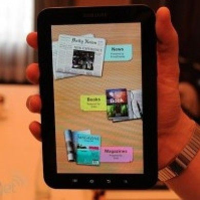 Zinio & PressDisplay Extracted From Galaxy Tab