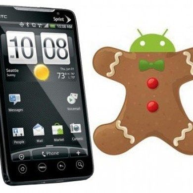 EVO Gingerbread Official Rom Leaked!