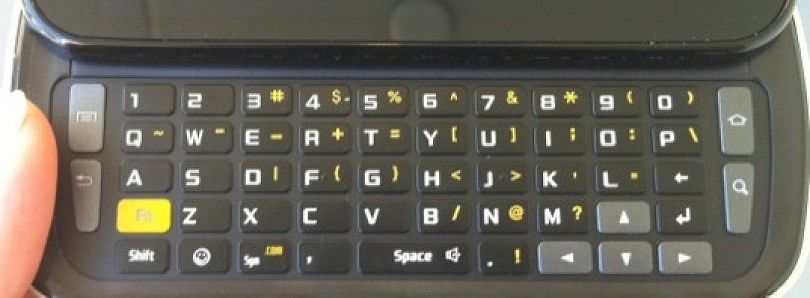 Improve Your Typing Experience in Your Epic 4G With Impaled Keyboard Patch