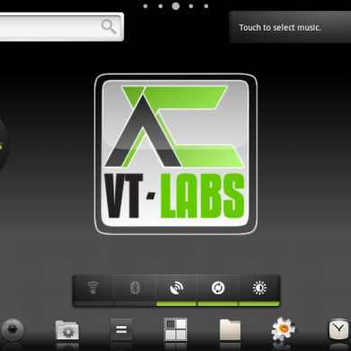 Tablet Oriented Launcher VTL.Launcher Now In Beta