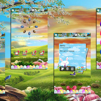 Give Your Windows Mobile Device a Taste of Easter