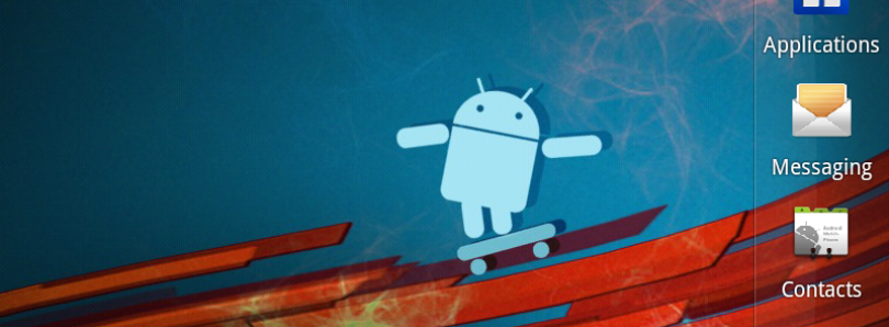 Auto-Rotating TouchWiz Launcher for Gingerbread