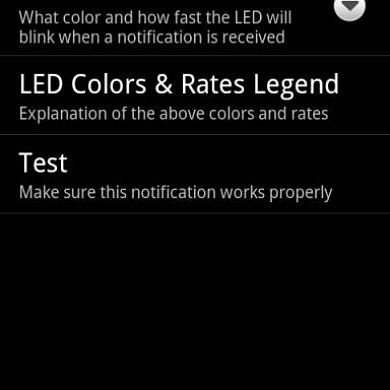 WiMax Notifier for EVO Gets Updated