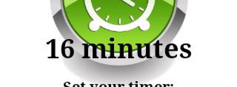 Time It Right Everytime With qRTimer for Android
