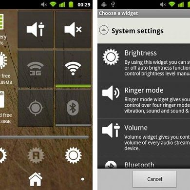 Manage Your Device Settings With Style – Quicker Settings for Android