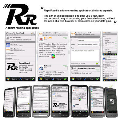 RapidRead for Windows Mobile Updated