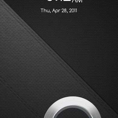 Sense 3.0 Lockscreen From DoubleShot Working For Some GingerSense Roms