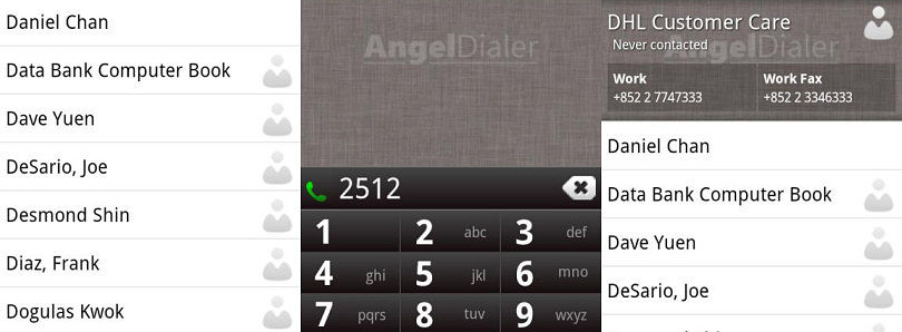 Upgrade Your Smartphone's Dialer with Angel Dialer for Android