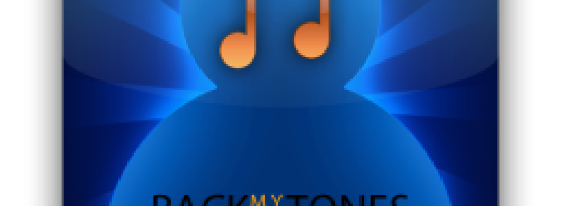 Backup Your Personalized Ringtones With BackMyTones