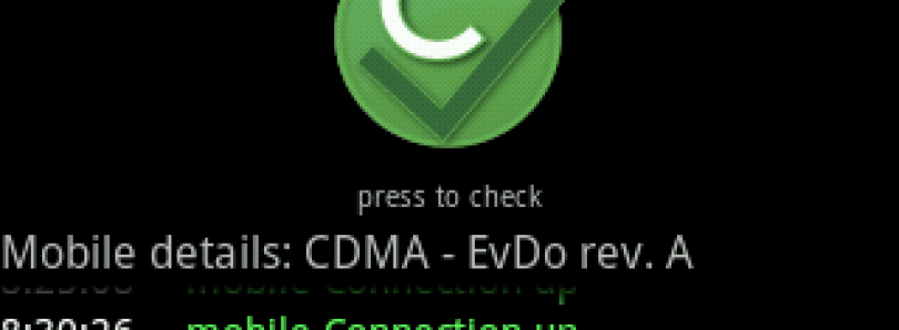 Connection Checker for Android