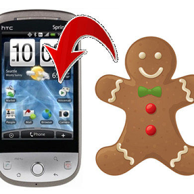 Sensible Gingerbread Aims to Revitalize Your (HTC) Hero