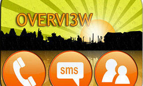 Phone Creeper Ported to Android – Introducing OVERVI3W