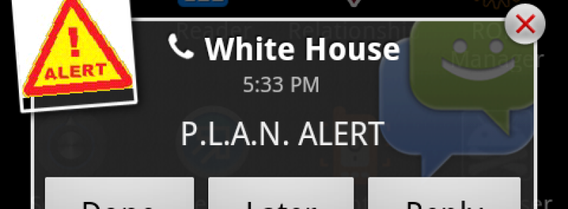 Mandatory National Emergency Alert System VIA Your Inbox