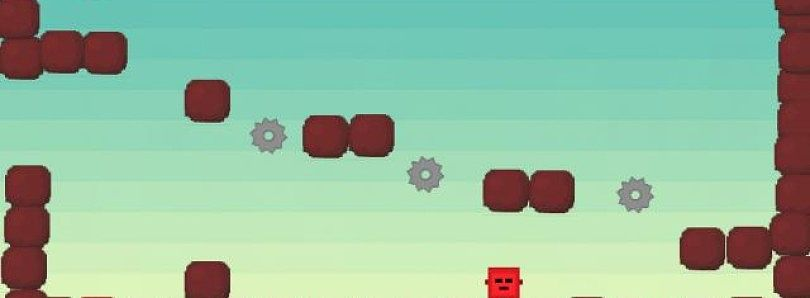 SuperMeatBoy: Saws of Death for Windows Mobile