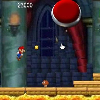 SuperMarioBros Run for Windows Mobile