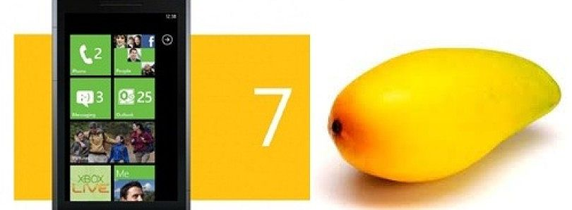 Windows Phone 7 – Mango Unveiled Today