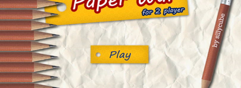 Have Fun Beating Your Friends – Paper War for Android