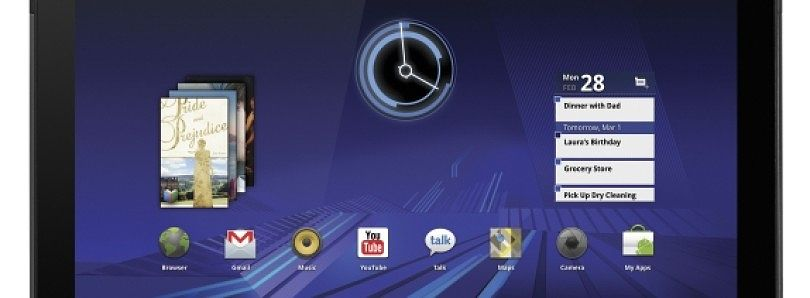 First Motorola Xoom Cooked ROM Available