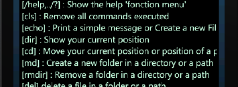 Miss Command Prompt In Your Windows Phone 7? Not Anymore…