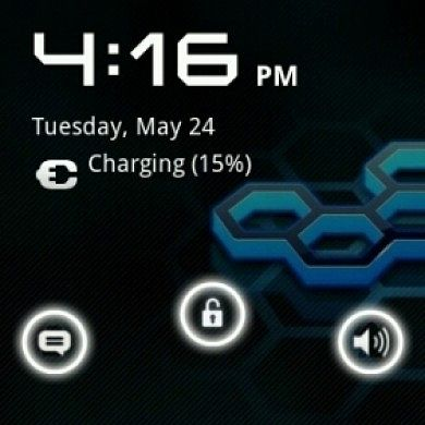 Honeycomb 3D Style for Android Updated